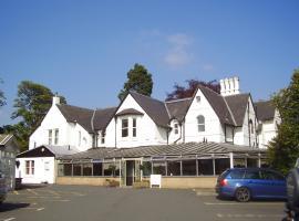 Kaim Park Hotel, Bathgate