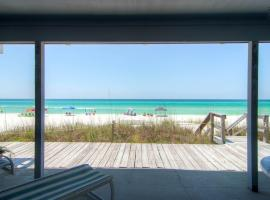 Surfer's Paradise (Beachfront) Apartment, Inlet Beach