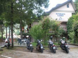 Hotel Delle Alpi, Vagli di Sotto
