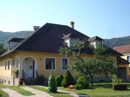 Gästezimmer Schmelz, Dürnstein