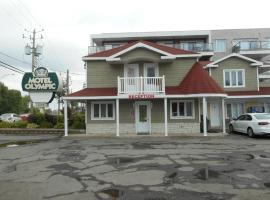 Motel Olympic, Quebec City