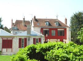 La Maison des Randonneurs, Auxerre