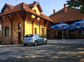 Motel 011, Mladenovac