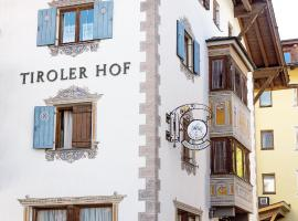 Hotel Tirolerhof, Serfaus
