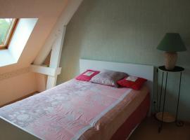 Villa 24 Heures, Moncé-en-Belin