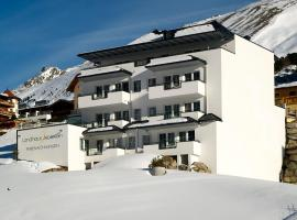 Landhaus Jenewein, Obergurgl
