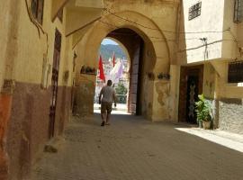 Kasabah Senhaji, Moulay Idriss