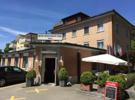 Hotel Restaurant Park, Steinach