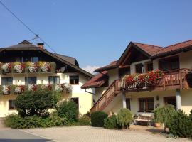 Gästehaus Berger, Tröpolach