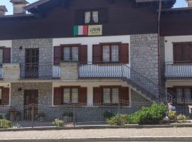 Appartamento Tiraboschi, Serina