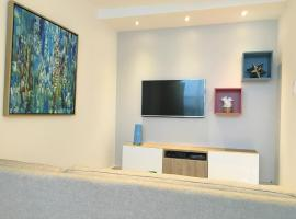 Modern-Chic, Renovated 1bd Apt at Condado Beach, San Juan