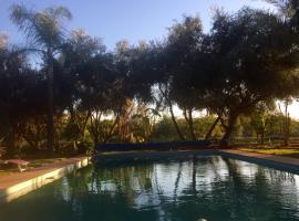 La Villa Cachée, مراكش