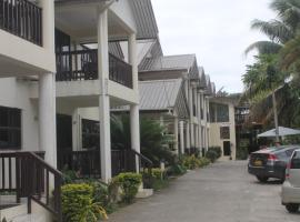 Shalini Garden Hotel & Apartments, Sigatoka