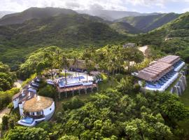Casa Bonita Tropical Lodge, Santa Cruz de Barahona