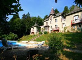 Chambre d'hôtes Le Manoir des Alberges, Uriage-les-Bains