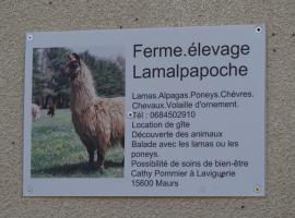 Ferme Lamalpapoche, Maurs