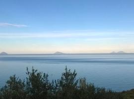 panoramicissimo paradiso tra mare e cielo, Tusa