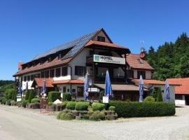 Hotel Seltenbacher Hof, טוטלינגן