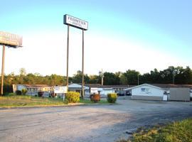 Frontier Motel, Kingdom City