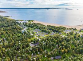 Nallikari Lomakylä Camping, Oulu