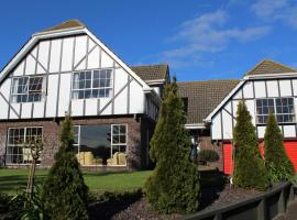 Tudor Manor Bed & Breakfast, Paraparaumu Beach