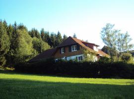 Ferienwohnung mit Sauna, Sankt Georgen im Schwarzwald
