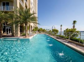 Mare Azur Miami Luxury Apartments by Grand Bay, マイアミ