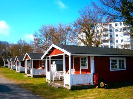 Helsingør Camping & Cottages Grønnehave, Helsingör