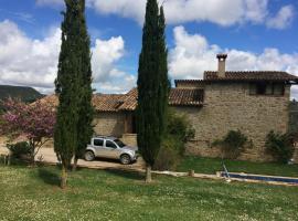 Cozy Catalan Farmhouse, Biert