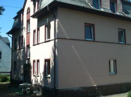 Ferienwohnung Glückauf in Oelsnitz-Erzgebirge, Oelsnitz