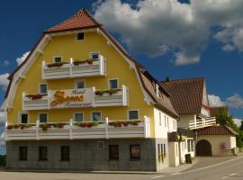 Hotel & Restaurant Sonne, Rudersberg