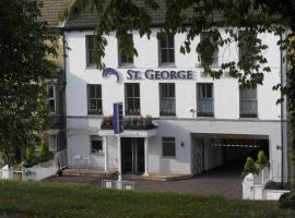 St George Hotel, Chatham