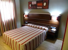 Hotel Noguera, Альбір