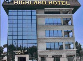 HighLand Hotel, Aley