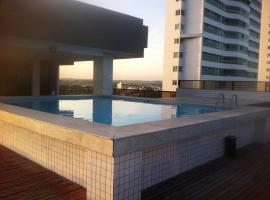 Flat 301 no Quatro Rodas, Olinda
