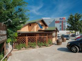 Motel Mustuluk, Danilovgrad