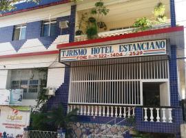 Freedom Turismo Hotel Estanciano, Estância
