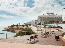 Hotel Flamingo, ל'אמפולה