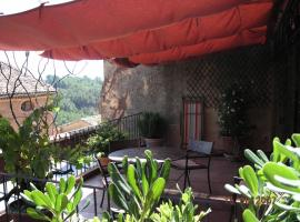 La Maison d'A Coté, Roussillon