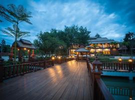 Moon Terrace Resort & Hotel, Mae Rim