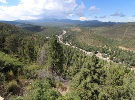Crown Point Owners Association, a VRI resort, Ruidoso
