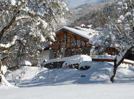 Nature Ski Lodge Sterwen, Landry