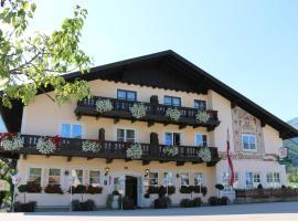 Landgasthof Weissenbach, Strobl