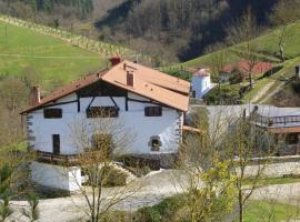Casa Rural Lazkaoetxe, Zaldibia