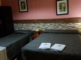Hotel A Mi Gente, Castillos