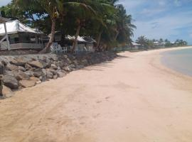 Vacations Beach Fale, Manase