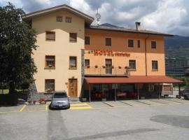 Hotel Mochettaz, Aosta