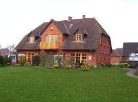 Landhaus Meggers, Vollerwiek