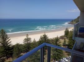 Pacific Regis Beachfront Holiday Apartments, Gold Coast