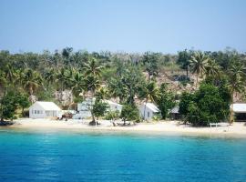 The Moso, Moso Island